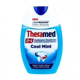 THERAMED cool mint dantų pasta 175 ml