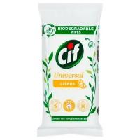 CIF biologiškai suyrančios drėgnos servetėlės 36 vnt