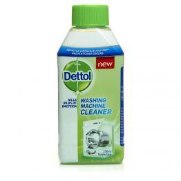 DETTOL antibakterinis skalbimo mašinų valiklis, 250ml