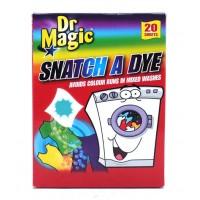 DR MAGIC spalvų surinkimo servetėlės, 20vnt