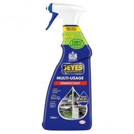 JEYES MULTI-USAGE visų paviršių antibakterinis valiklis, 750 ml