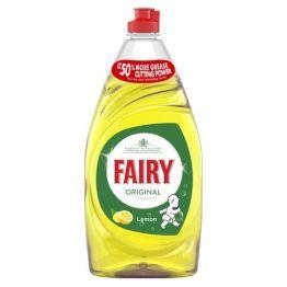 Fairy Original Lemon apelsinų aromato indų ploviklis, 780ml