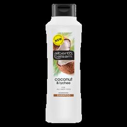 ALBERTO BALSAM maitinantis kokosų aromato šampūnas, visiems plaukų tipams, 350ml