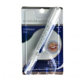 ABSOLUTE WHITE balinamasis dantų pieštukas 7,2 g