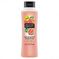 ALBERTO BALSAM Pink Grapefruit and Guava šampūnas pažeistiems plaukams 350 ml