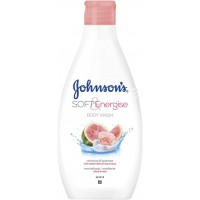 JOHNSON & JOHNSON arbūzinė dušo želė 400 ml