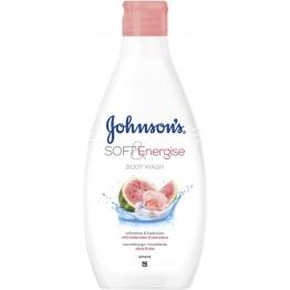 JOHNSON & JOHNSON arbūzinė dušo želė 400 ml
