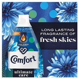 COMFORT Ultimate Care Fresh Sky audinių minkštiklis, 870 ml