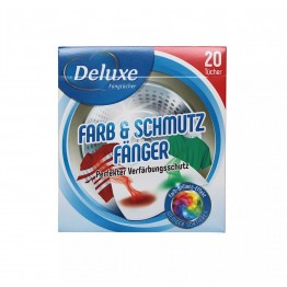 DELUXE FARB spalvų surinkimo  servetėlės 20 vnt