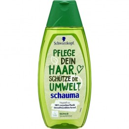 SCHAUMA Schwarzkopf plaukus atgaivinantis šampūnas 400 ml