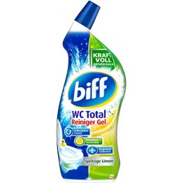BIFF WC valiklis- gelis 750 ml