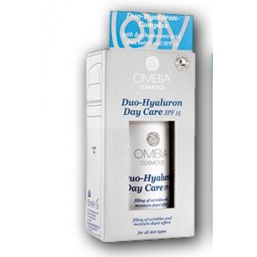 OMBIA duo hyaluron dieninis veido kremas 50 ml