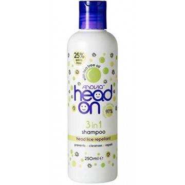 ANOVIA HEAD ON 3 in 1 šampūnas 250 ml