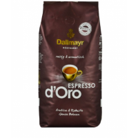 Dallmayr Espresso d'Oro kavos pupelės 1kg