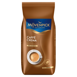 Mövenpick Cafe Crema kavos pupelės 1kg