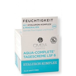 OMBIA Aqua Complete dieninis veido kremas 50 ml