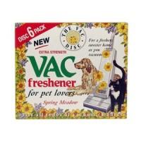 VAC freshener dulkių siurblio gaiviklis 6 vnt