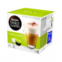 NESCAFÉ Dolce Gusto Cappuccino kavos kapsulės, 16 vnt., 186 g