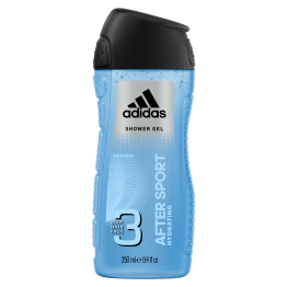 ADIDAS After sport dušo gelis vyrams 400 ml