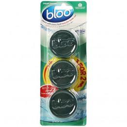 BLOO  tualeto bakelio tabletės 3x38g