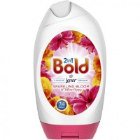 BOLD Sparkling Bloom skalbimo gelis  888ml