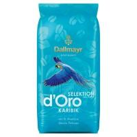 Dallmayr Crema d'Oro Karibik kavos pupelės 1kg