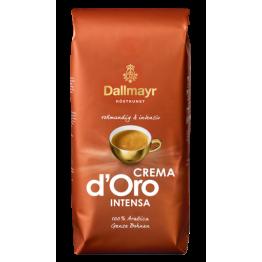 "Dallmayr ""CREMA Intensa d'Oro"" kavos pupelės 1kg"