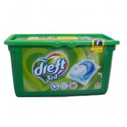 DREFT universalios skalbimo kapsulės 42 vnt