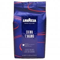 LAVAZZA crema e aroma kavos pupelės 1 kg