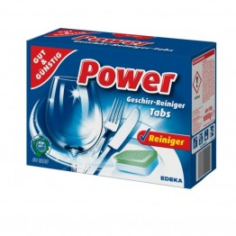 GUT GÜNSTIG POWER indaplovių tabletės  60 vnt