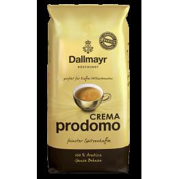 "Dallmayr  Crema prodomo"" kavos pupelės, 1kg"