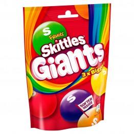SKITTLES GIANTS pouch saldainiai 141 g