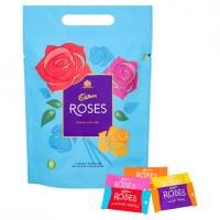 CADBURY ROSES POUCH saldainių maišelis 400 g