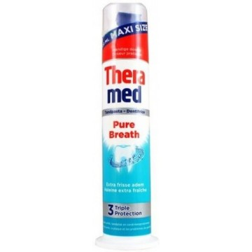 THERAMED Atem-Frisch dantų pasta su dozatoriumi 100 ml